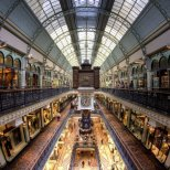 Sydney QVB Shot with Canon 5D MkII and Canon EF 15mm f/2.8 Fisheye
